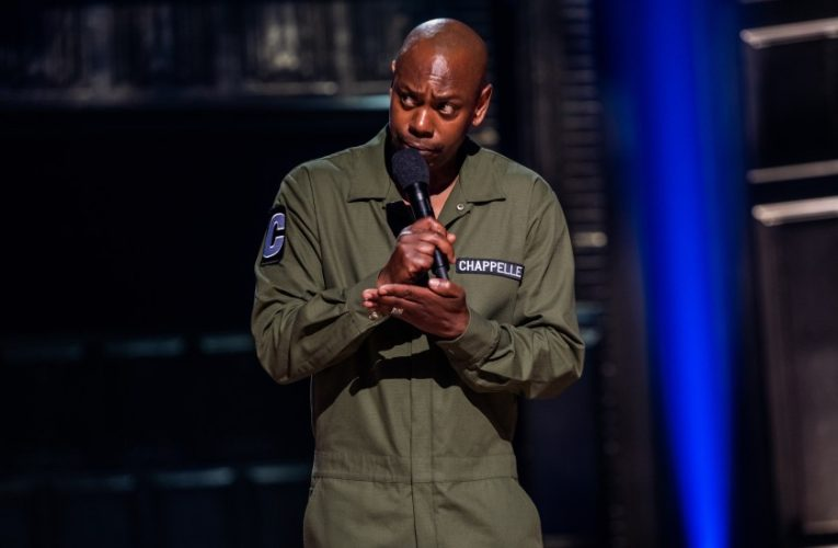 Dave Chappelle's show returns to Netflix